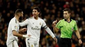 Zidane y su silencio sobre Ramos y Benzema. EFE