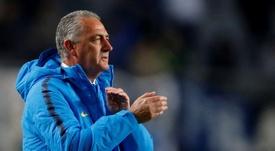 Alfaro confía en ver a su Selección en el Mundial de Catar. EFE