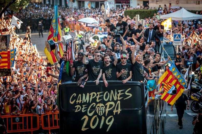 Le Barça pense à l'avenir. EFE