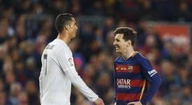 Pergunta entre Cristiano Ronaldo e Messi agora foi feita a Kaká. EFE/Alejandro García/Archivo.