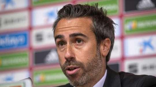Vilda cree que se cumplió el objetivo de ser una mejor Selección Española. EFE/Archivo