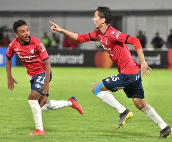 Libertadores: time boliviano completa grupo do Athletico. EFE/Jorge Abrego/Archivo