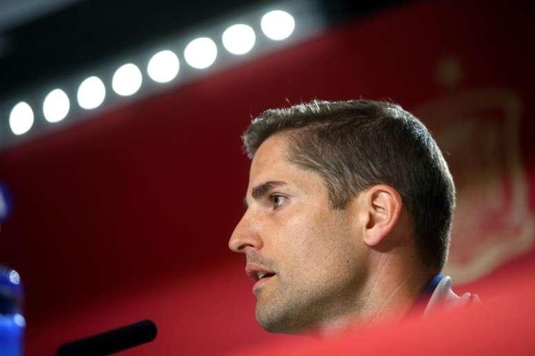 L'entraîneur de Monaco n'est pas surpris du départ de Valverde. EFE