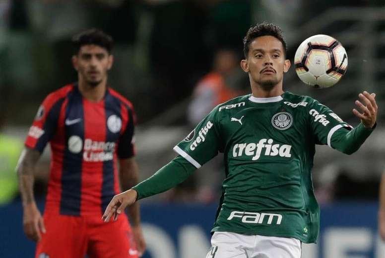 Gustavo Scarpa é desejo de Sampaoli para o Atlético Mineiro. EFE/Fernando Bizerra Jr/Archivo