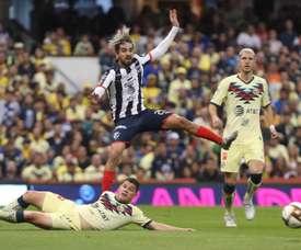 L'Inter se penche sur Rodolfo Pizarro. EFE