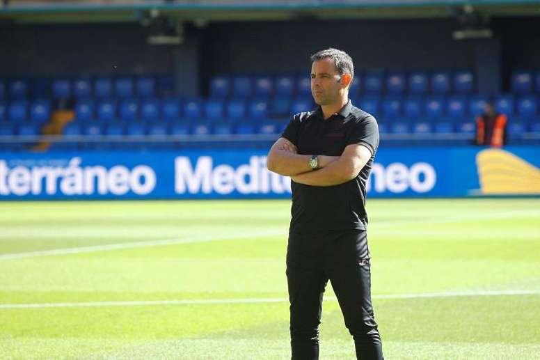 El Villarreal ha regresado al trabajo tras ocho días de descanso. EFE
