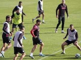 Lopetegui cita a 19 futbolistas para recibir al Athletic. EFE