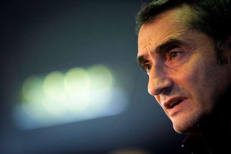 Valverde estará en el BIFS de Bilbao. EFE