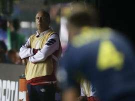 Miguel Ángel Portugal, nuevo técnico de Royal Pari. EFE