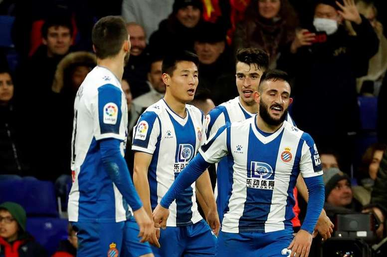 El Espanyol estará más centrado en la Liga. EFE
