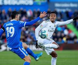 Militao sees Real Madrid ready to fight for La Liga. EFE