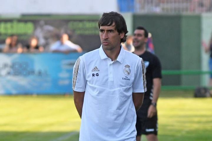 Eintracht quer garantir Raúl como técnico. EFE/Pablo Martin