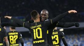 Saviola : 'Lautaro Martinez est parfait pour le Barça'. EFE