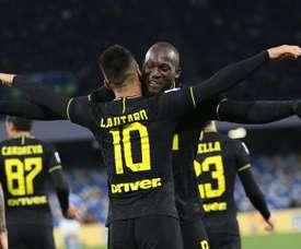 Le club qui attend avec impatience la signature de Lautaro au Barça. EFE