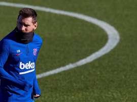Todibo falou sobre o vestiário do Barcelona. EFE