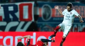 Tras Cerro Porteño, Larrivey jugará en U de Chile. EFE