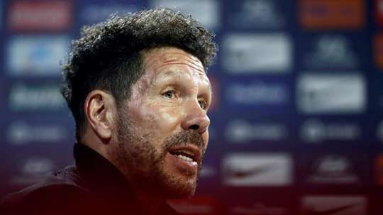 Simeone speaks in favour of VAR. EFE