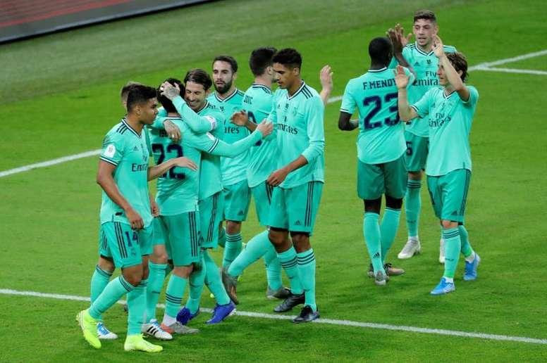 Les adversaires du Real et du Barça pour les 16e de finale de Coupe du Roi. EFE