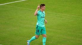 Kroos revient sur son somptueux but contre Valence en Supercoupe. EFE