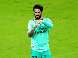 Isco n'a pas l'intention de quitter le Real Madrid. EFE
