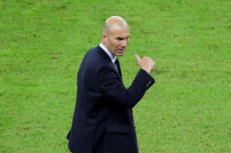 ¿Qué ha cambiado en el Madrid tras la Supercopa? EFE/ Juanjo Martín/Archivo