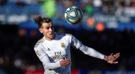 Zidane llamó a Bale para el partido ante Osasuna. EFE