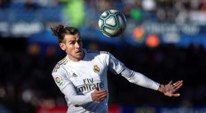 Bale, de volta contra o Unionistas. EFE