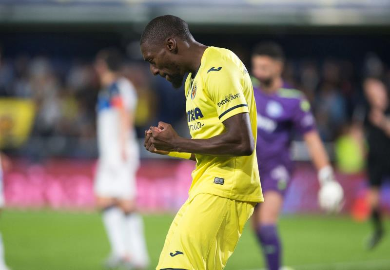 Toko Ekambi Villarreal 2019-20