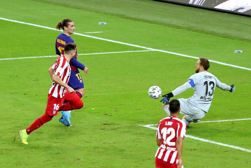 Les compos probables du match de Liga entre le Barça et l'Atlético Madrid