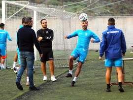 En busca del segundo milagro en Copa. EFE