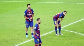 El Barcelona no piensa ceder a Konrad de la Fuente. EFE