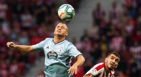 Lobotka passará por exames médicos e assinará contrato por cinco temporadas. EFE/ Rodrigo Jiménez/Ar