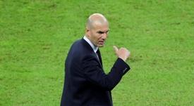 Zidane tiene claro que quiere un nuevo centrocampista para el Madrid. EFE/Archivo