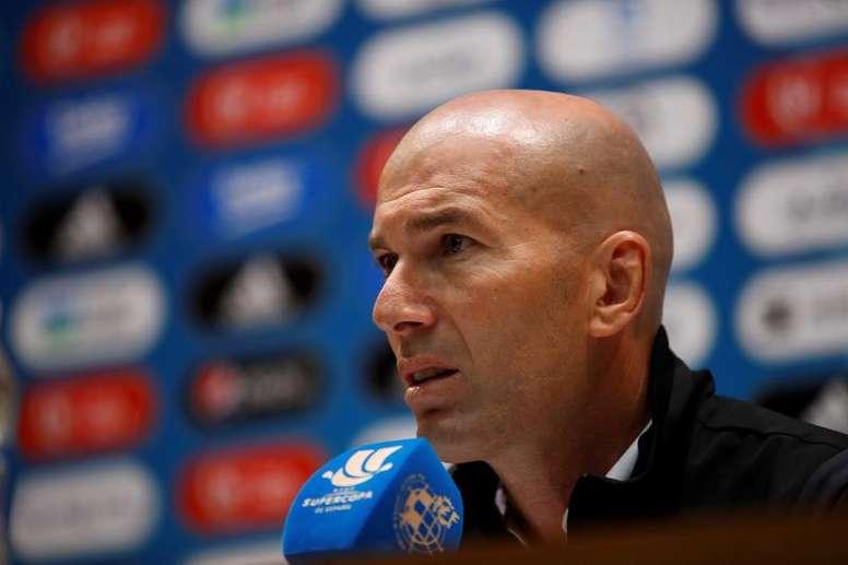 El Real Madrid se enfrentará al Atlético en la final. EFE