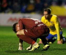 El Orihuela ha terminado con final feliz una temporada nefasta. EFE/Archivo