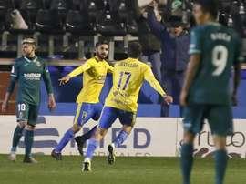 El Orihuela espera sumar tres puntos más. EFE
