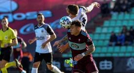 El Celta venció por 1-4 al Mérida. EFE