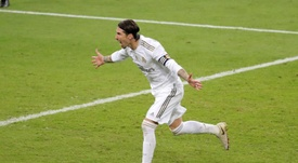 Ramos, o monstro dos pênaltis desde que Cristiano se foi. EFE/Juanjo Martín