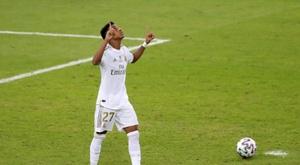 Une attaque à 75 millions pour la réserve du Real Madrid. EFE