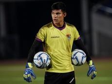 Bolivia sorprende a Colombia en Barranquilla. EFE
