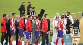 Herrera nel mirino dell'Inter. EFE