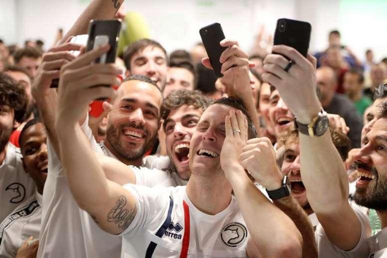 Unionistas se medirá al Real Madrid en Copa. EFE