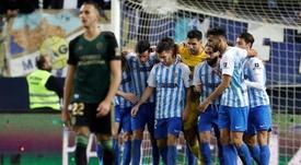 El joven jugador interesa al Granada para el próximo verano. EFE