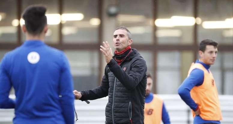 Garitano tiene difícil contar con Dani García. EFE