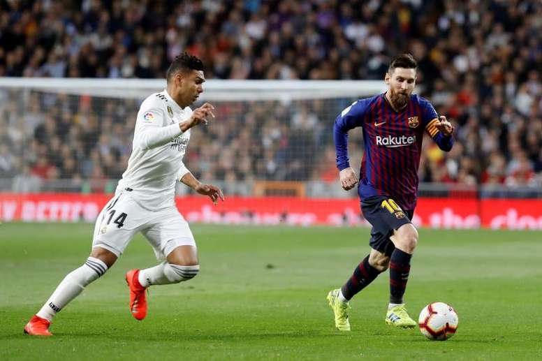 El Madrid y el Barça son los que más límite ostentan. EFE