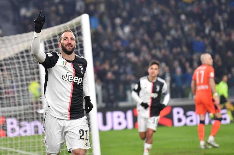 La Juventus pasa fácil. EFE
