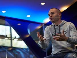 'Marca': A diretoria do Barça não contactou Iniesta. EFE/Alejandro García