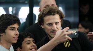 Peñarol está firme na luta. EFE/Raúl Martínez