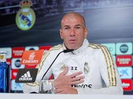Casemiro é o homem de confiança de Zidane. EFE