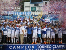 Alianza defiende título en este Clausura 2020. EFE/Archivo